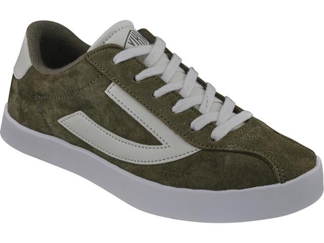 Viking Footwear Retro Trim Zapatillas Niños, olive/eggshell